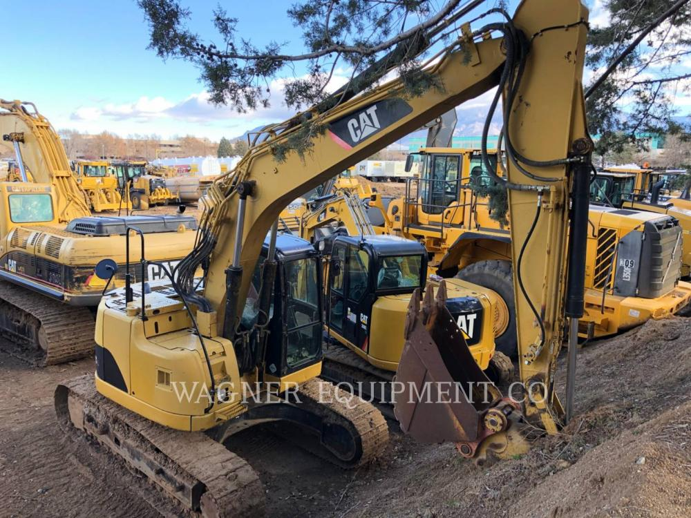 Detail photo of 2007 Caterpillar 314C LCR from Construction Equipment Guide