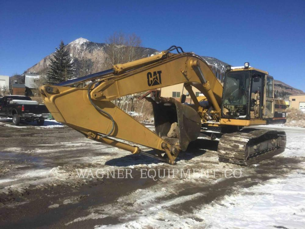 Detail photo of 1992 Caterpillar 325L from Construction Equipment Guide