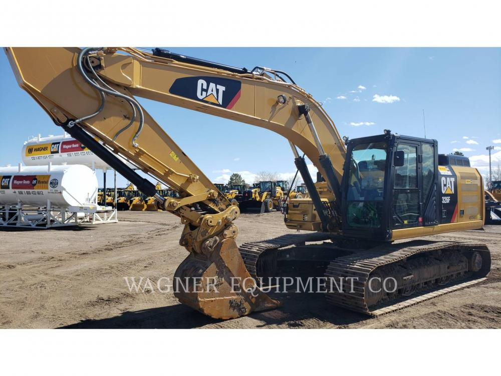 Detail photo of 2018 Caterpillar 326FL TC from Construction Equipment Guide