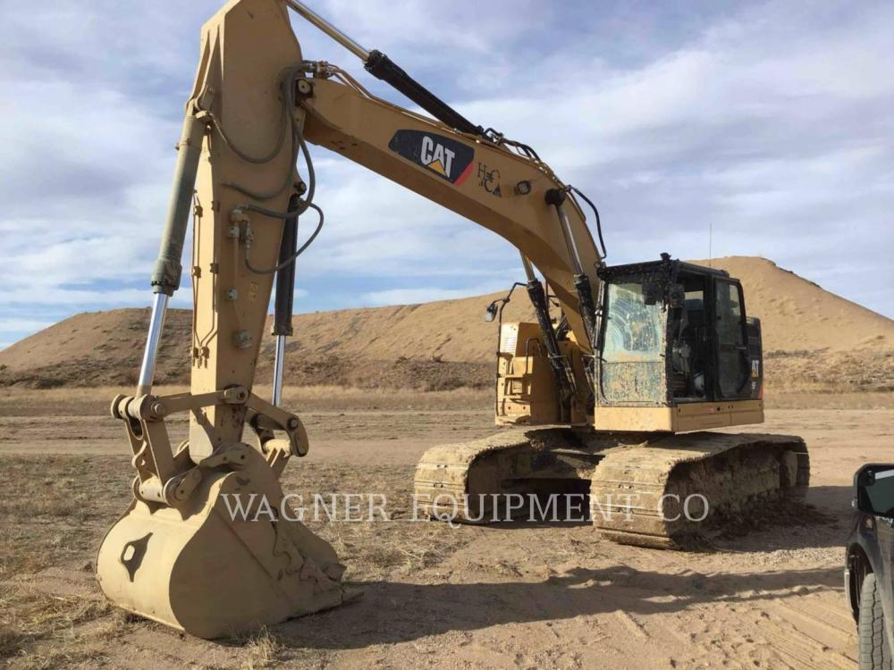 Detail photo of 2015 Caterpillar 335FL from Construction Equipment Guide