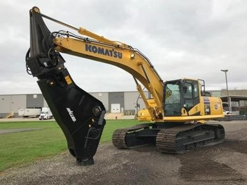 Detail photo of 2012 Komatsu PC360LC from Construction Equipment Guide