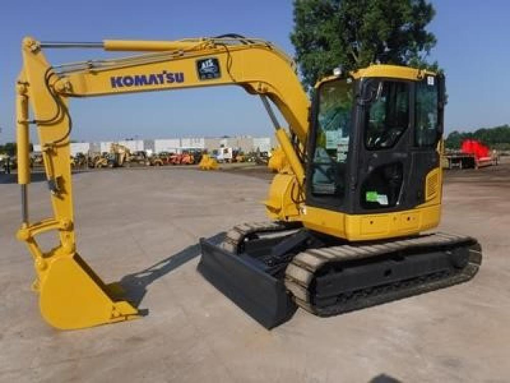 Detail photo of 2012 Komatsu PC78US-10 from Construction Equipment Guide