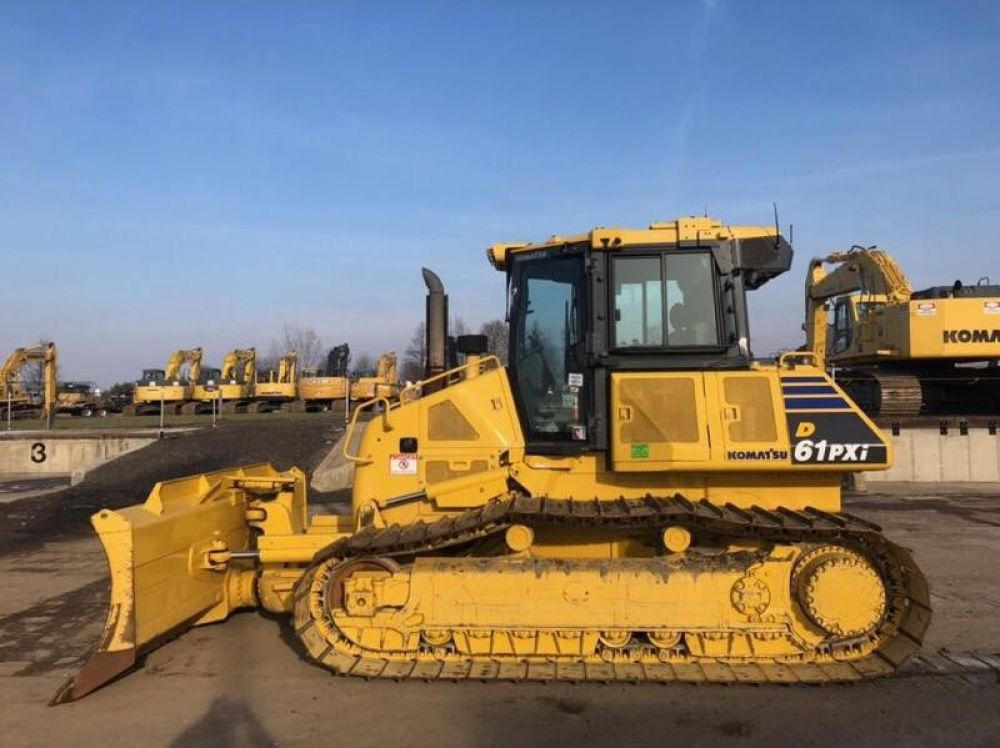Detail photo of 2014 Komatsu D61PXI-23 from Construction Equipment Guide
