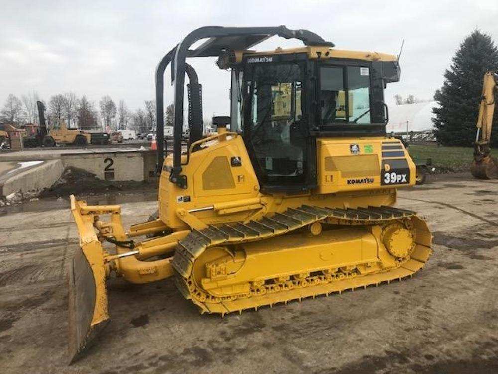 Detail photo of 2013 Komatsu D39PX-23 from Construction Equipment Guide