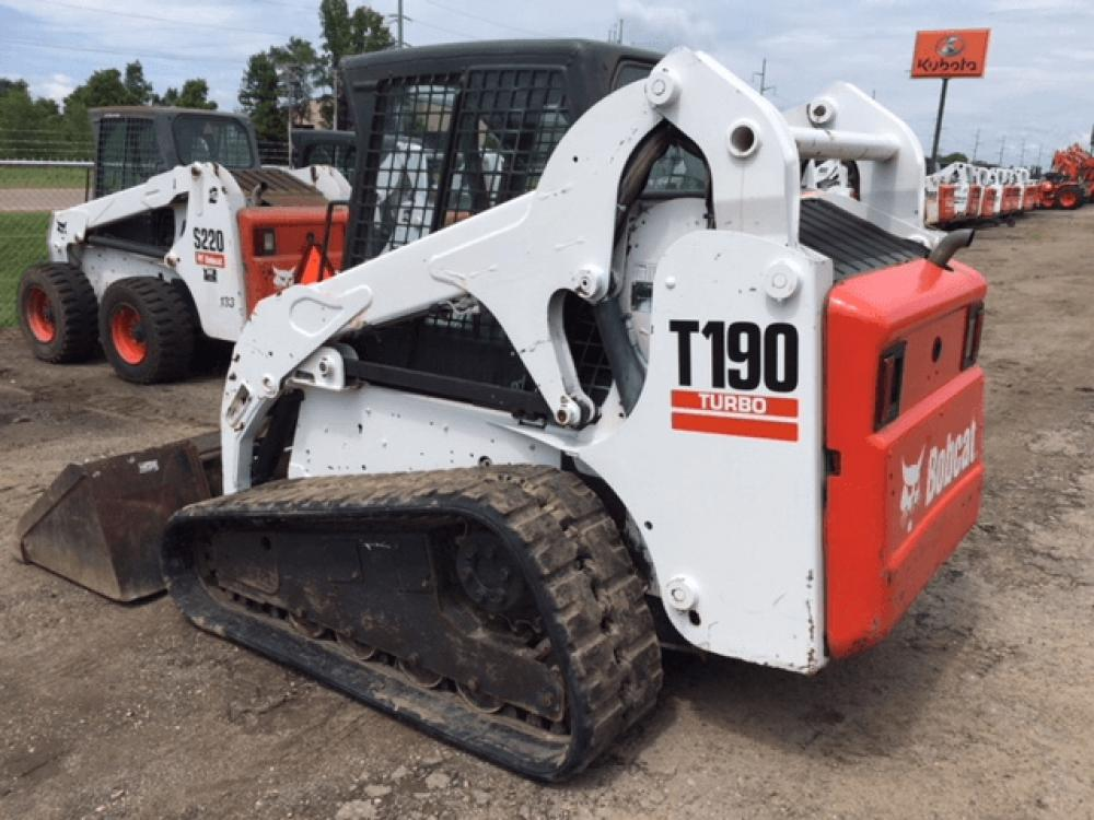 Detail photo of 2008 Bobcat T190 from Construction Equipment Guide