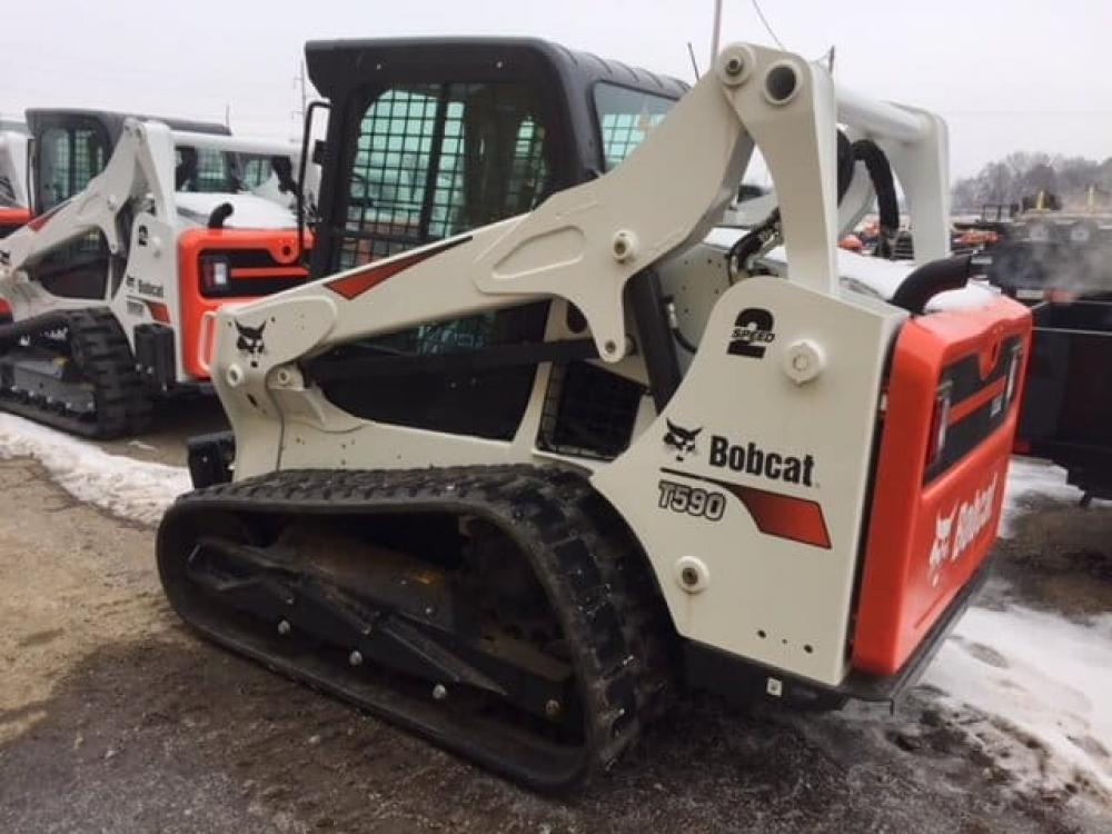 Detail photo of  Bobcat T590 from Construction Equipment Guide