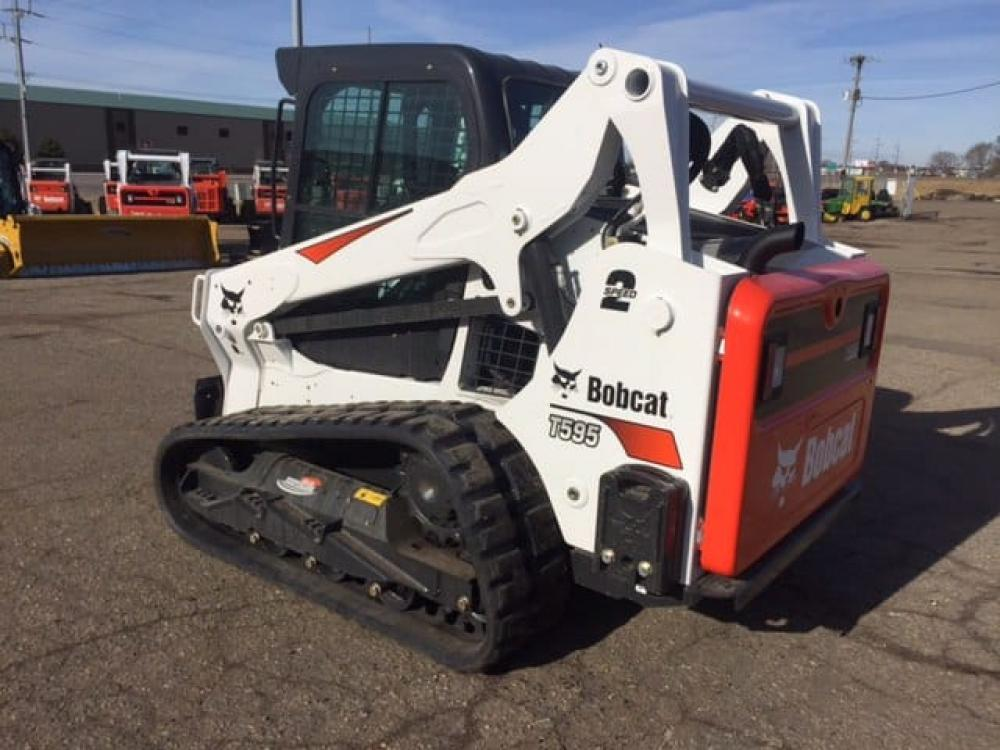 Detail photo of  Bobcat T595 from Construction Equipment Guide