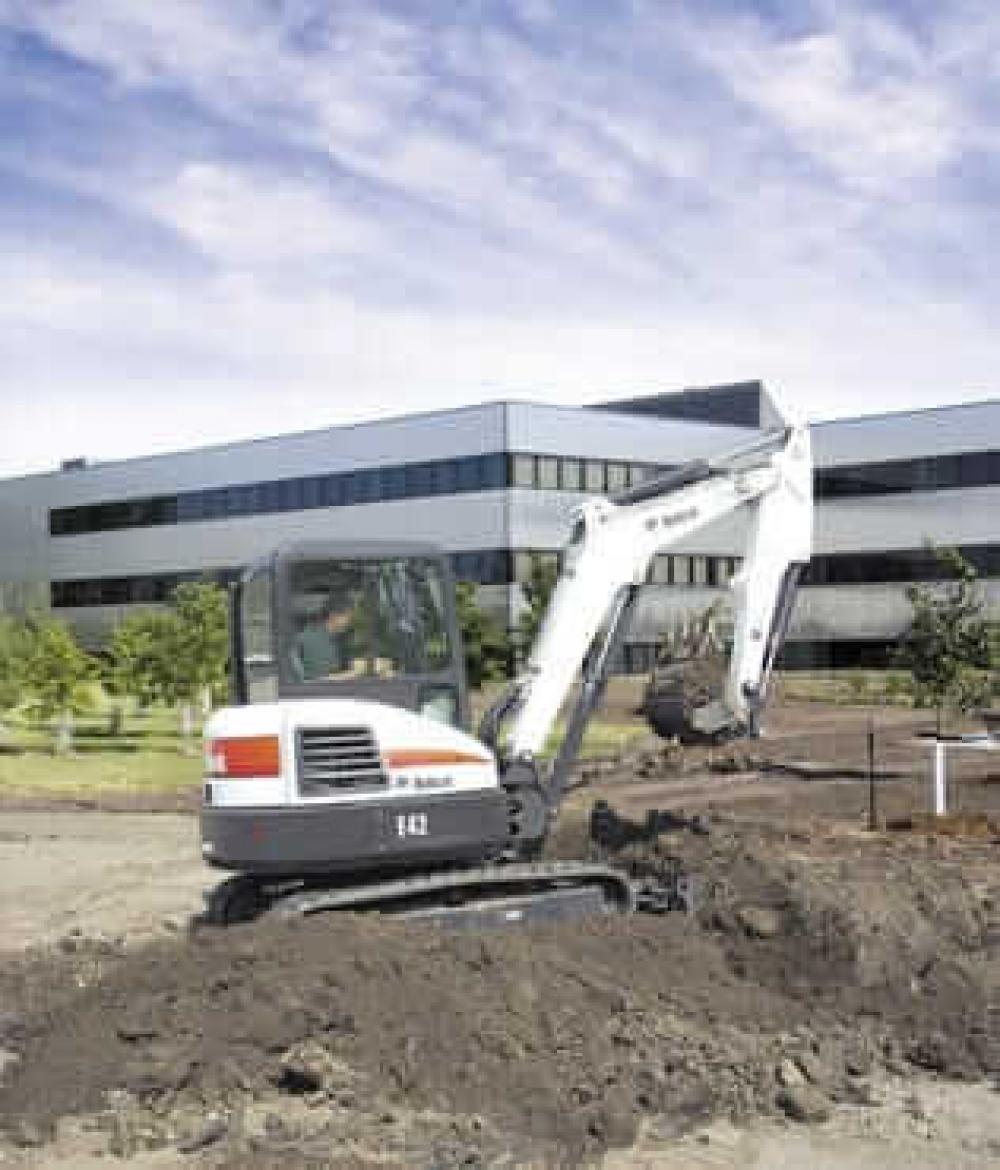 Detail photo of  Bobcat E42 from Construction Equipment Guide