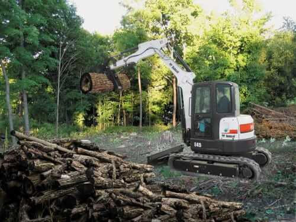 Detail photo of  Bobcat E45 from Construction Equipment Guide