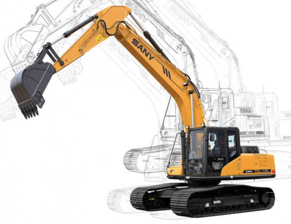 Detail photo of  Sany SY235C LC from Construction Equipment Guide