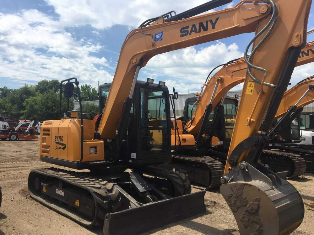 Detail photo of  Sany SY35C from Construction Equipment Guide
