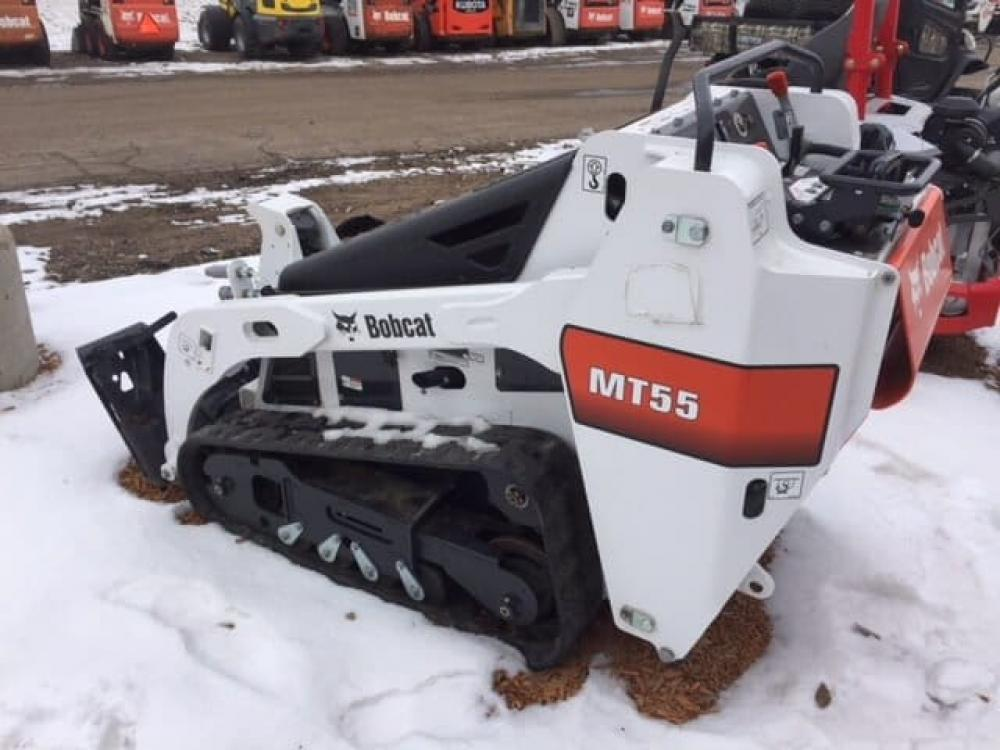 Detail photo of  Bobcat MT55 from Construction Equipment Guide