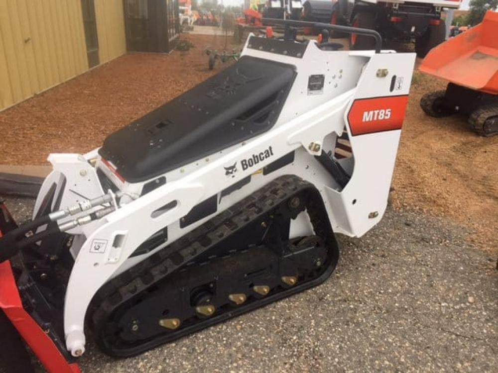 Detail photo of  Bobcat MT85 from Construction Equipment Guide
