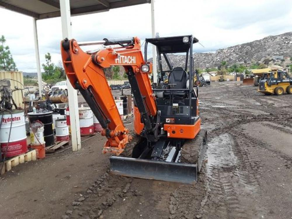 Detail photo of 2017 Hitachi ZX26U-5 from Construction Equipment Guide