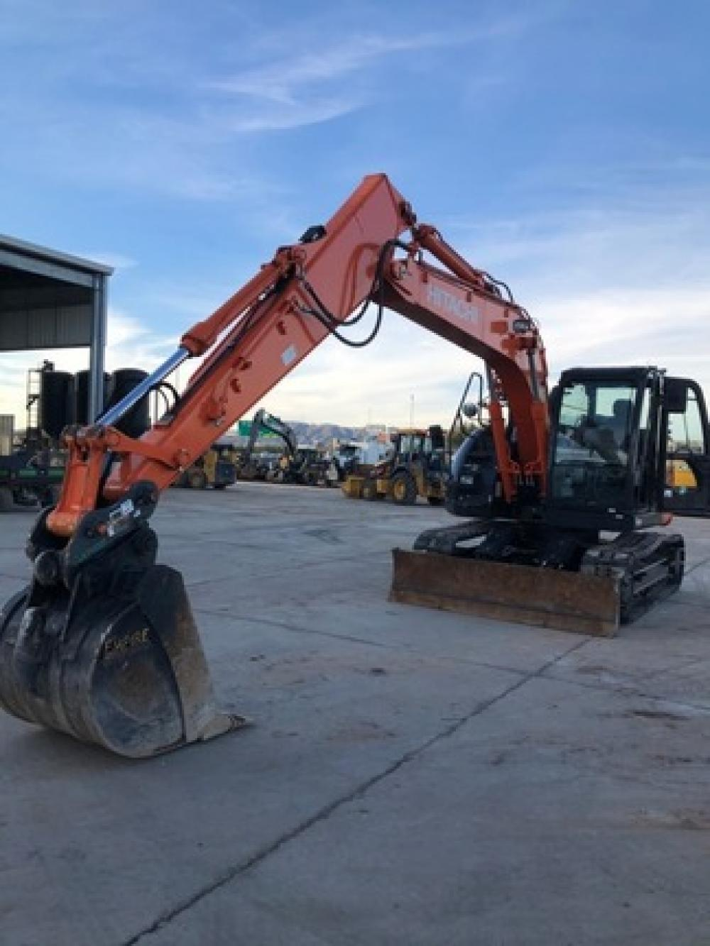 Detail photo of 2018 Hitachi ZX135G from Construction Equipment Guide