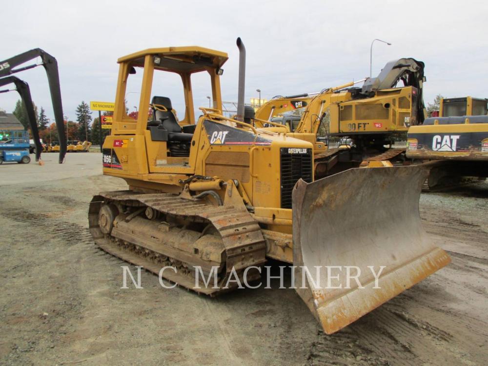 Detail photo of 2006 Caterpillar D5G XL from Construction Equipment Guide
