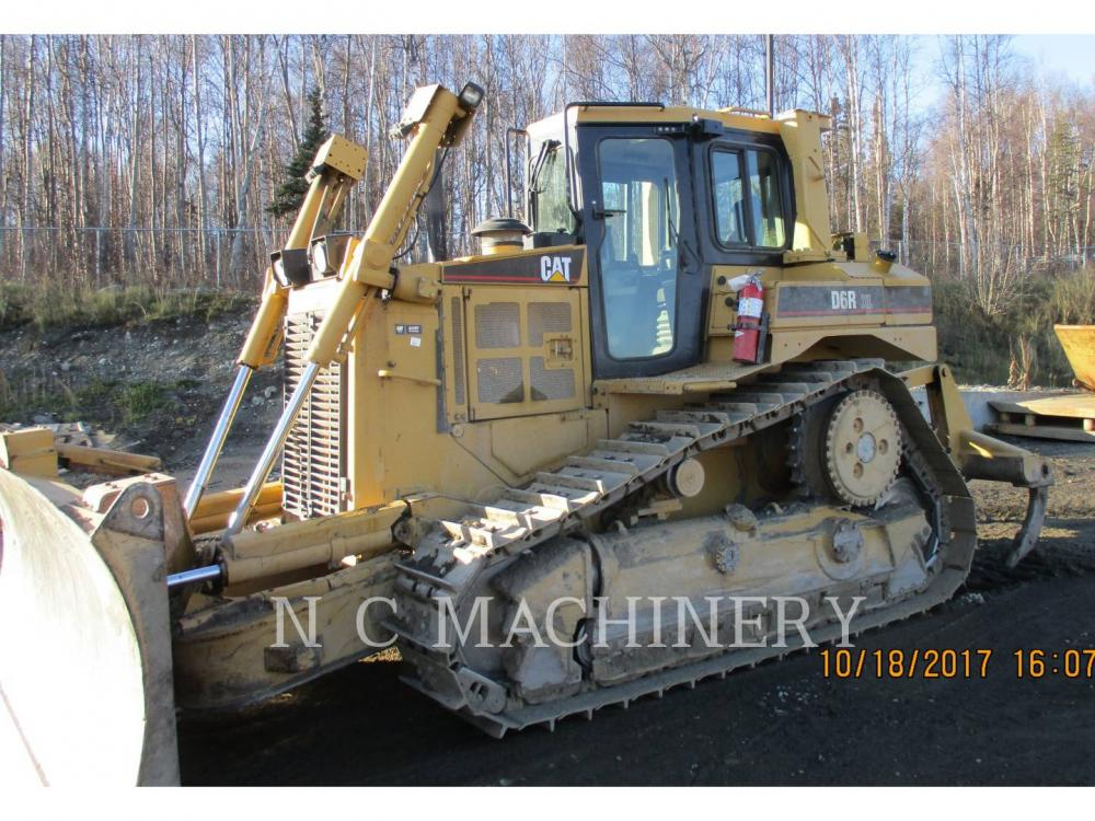 Detail photo of 2006 Caterpillar D6R XL III from Construction Equipment Guide