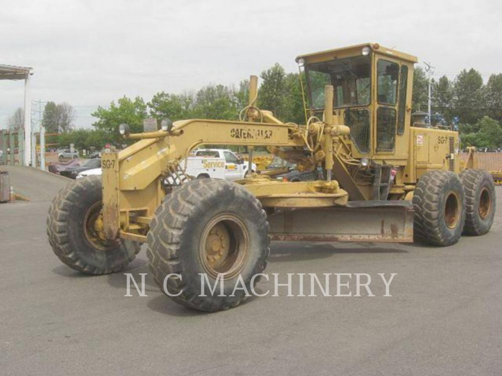 Detail photo of 1990 Caterpillar 14G from Construction Equipment Guide