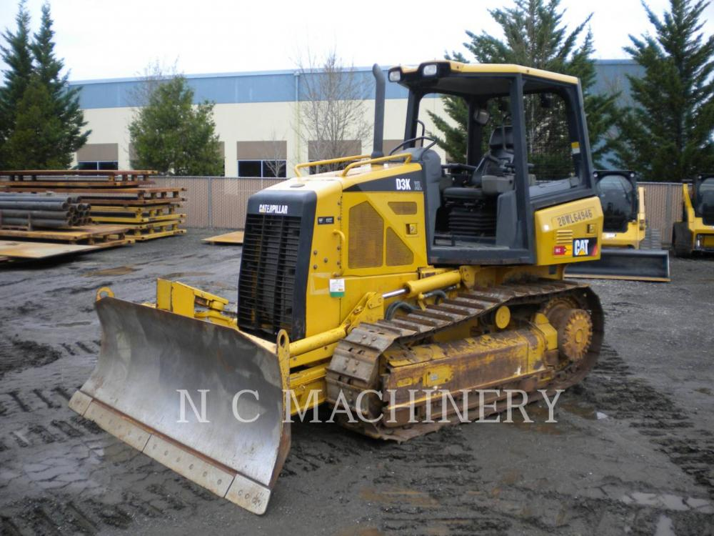 Detail photo of 2008 Caterpillar D3K XL from Construction Equipment Guide