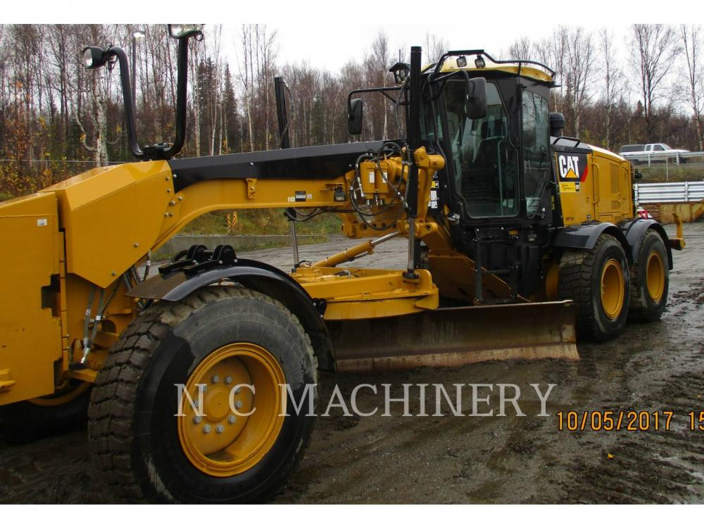 Detail photo of 2011 Caterpillar 160M II from Construction Equipment Guide
