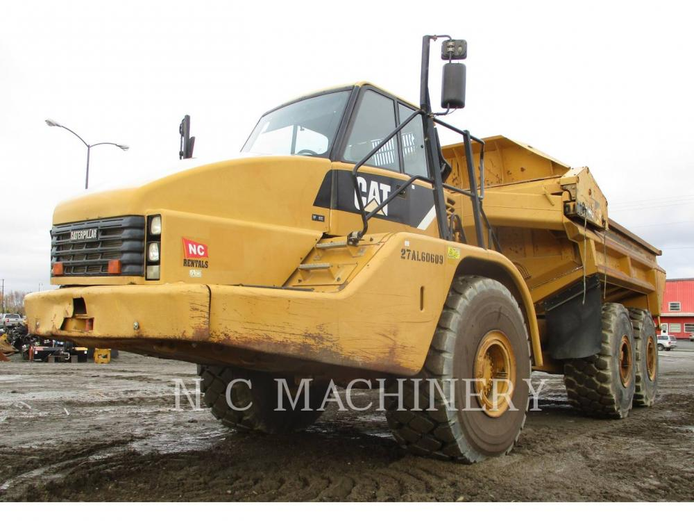 Detail photo of 2007 Caterpillar 740 EJ from Construction Equipment Guide