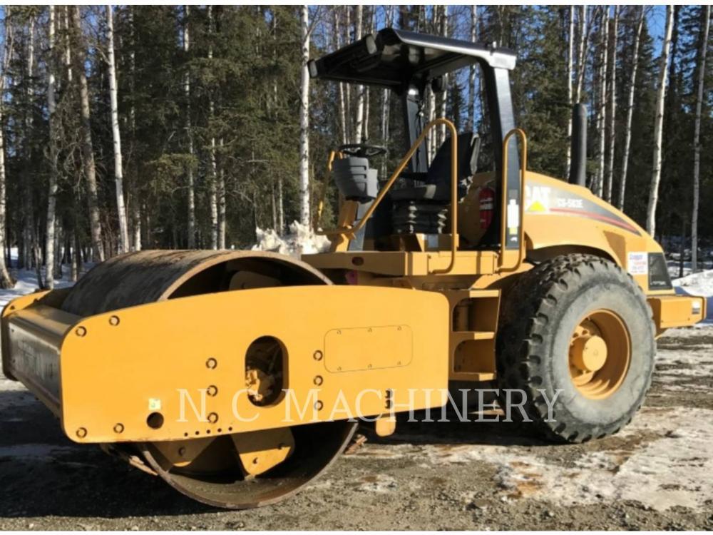 Detail photo of 2007 Caterpillar CS583E from Construction Equipment Guide