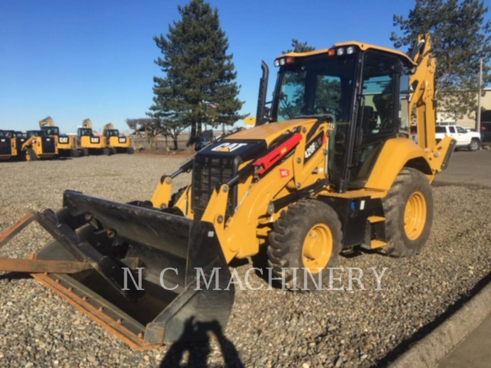 Detail photo of 2018 Caterpillar 420F IT II from Construction Equipment Guide