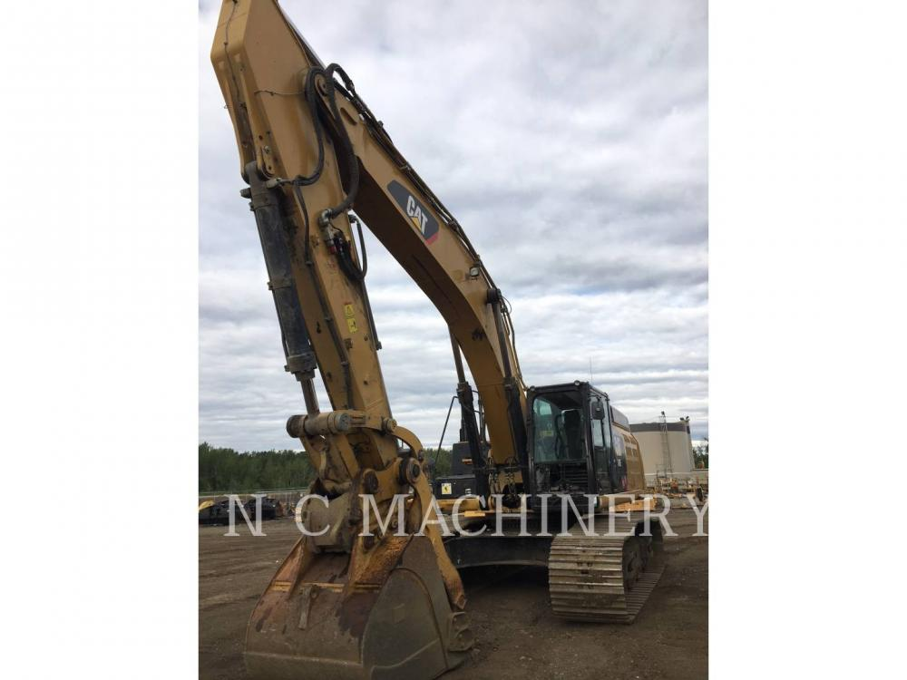 Detail photo of 2014 Caterpillar 349EL from Construction Equipment Guide