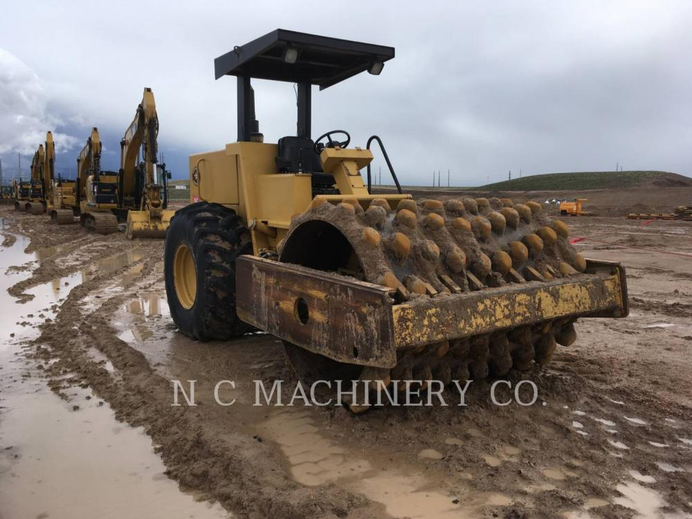 Detail photo of 1991 Caterpillar CP563 from Construction Equipment Guide