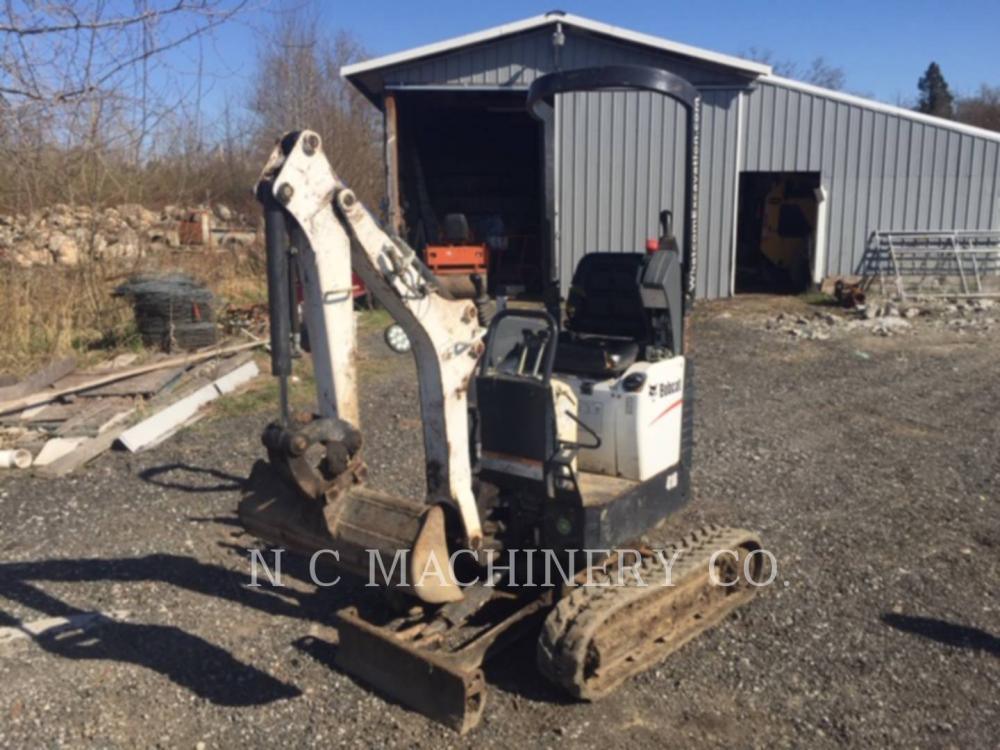 Detail photo of 2014 Bobcat 418 from Construction Equipment Guide