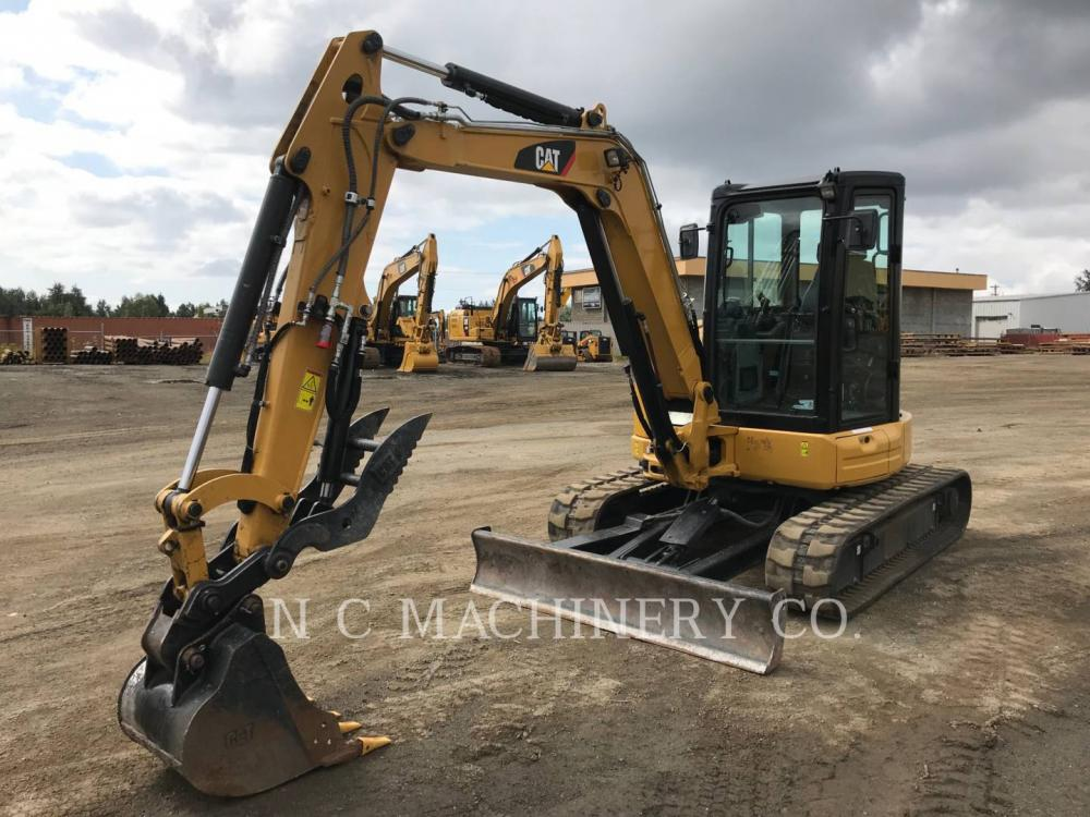 Detail photo of 2016 Caterpillar 305E from Construction Equipment Guide