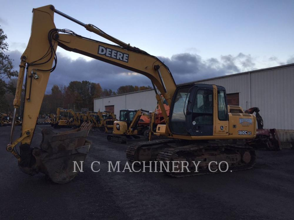 Detail photo of 2006 John Deere 160 LC from Construction Equipment Guide