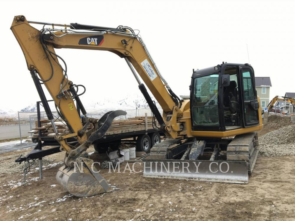Detail photo of 2015 Caterpillar 308E2 CRSB from Construction Equipment Guide