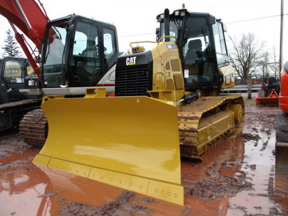 Detail photo of 0 Caterpillar D5 from Construction Equipment Guide