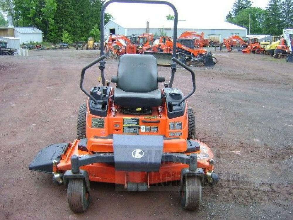Detail photo of 2009 Kubota ZD323-60 from Construction Equipment Guide