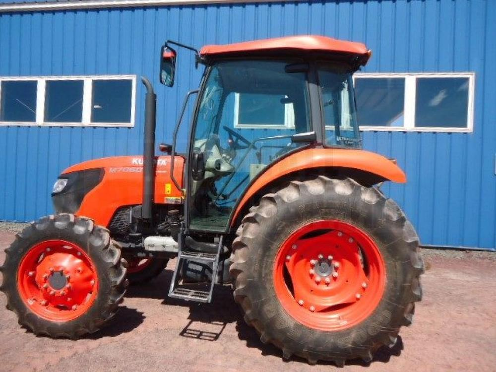 Detail photo of 2014 Kubota M7060 from Construction Equipment Guide