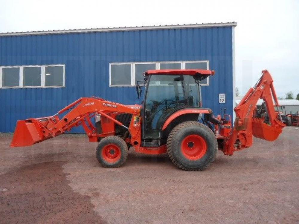 Detail photo of 2013 Kubota L3560 from Construction Equipment Guide