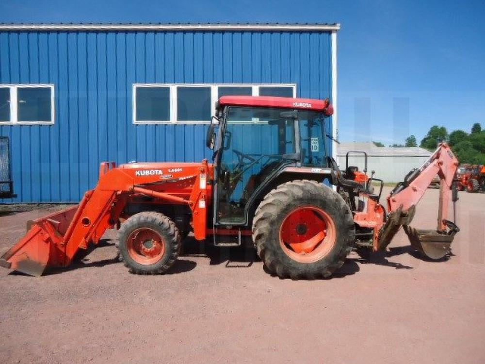Detail photo of 1999 Kubota L4310 from Construction Equipment Guide