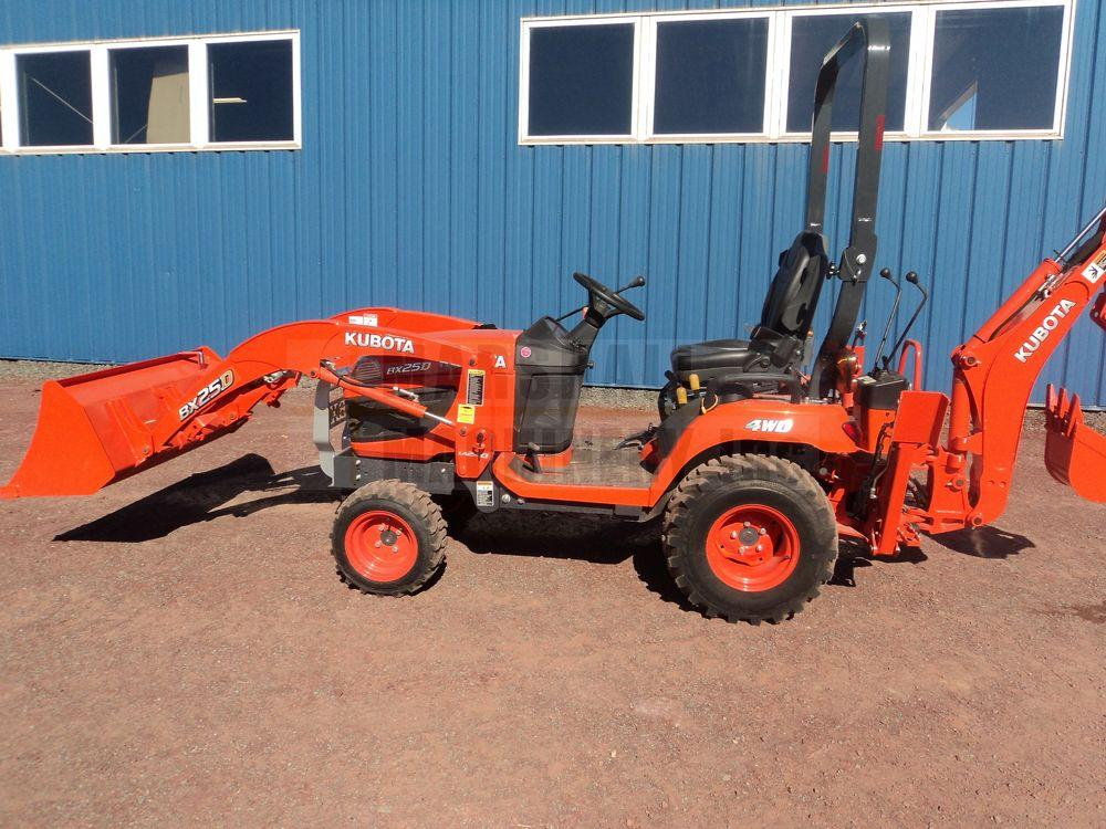 Detail photo of 0 Kubota L4701D from Construction Equipment Guide