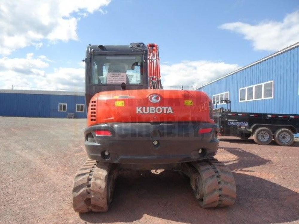 Detail photo of 2018 Kubota KX080 from Construction Equipment Guide