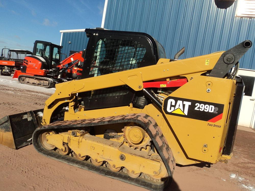 Detail photo of 2016 Caterpillar 299 from Construction Equipment Guide