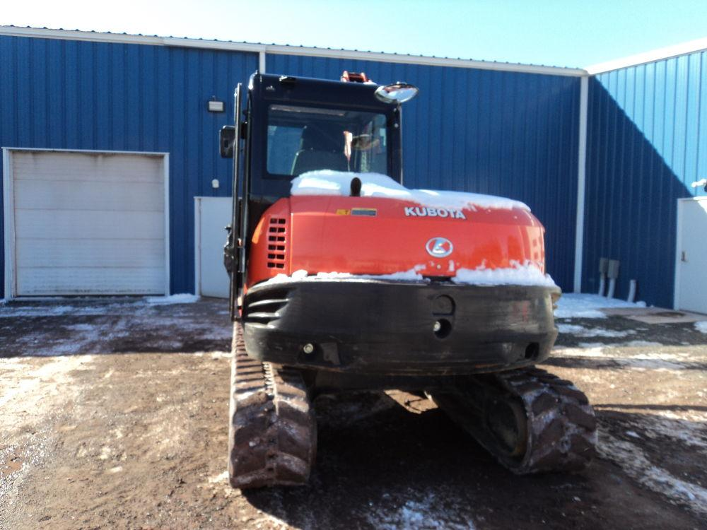 Detail photo of 2016 Kubota KX080 from Construction Equipment Guide