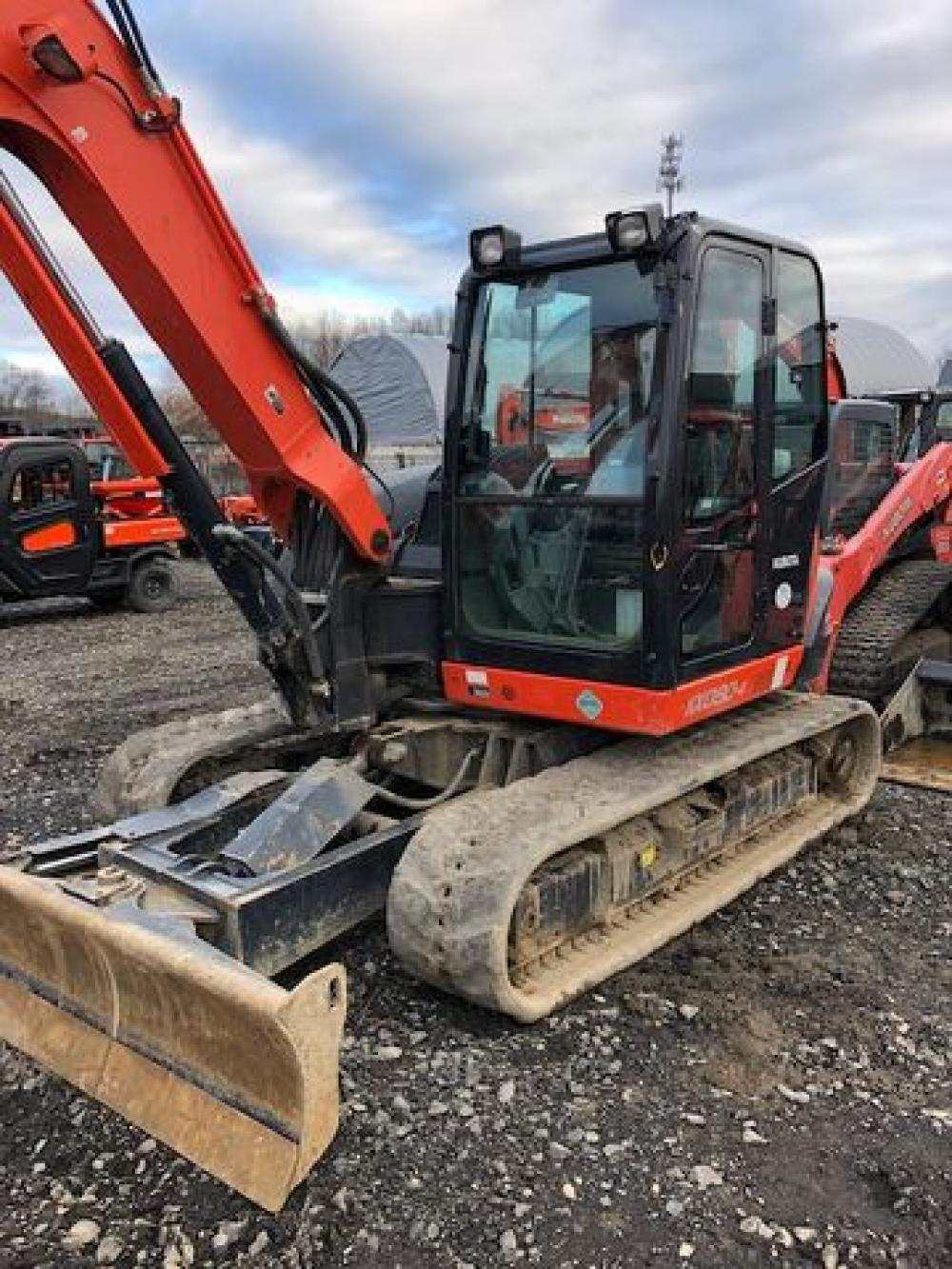 Detail photo of 2017 Kubota KX080 from Construction Equipment Guide