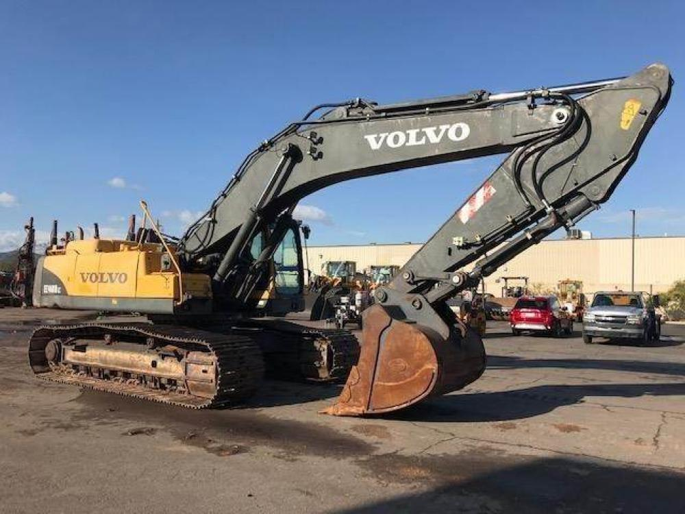Detail photo of 2007 Volvo EC460BLC from Construction Equipment Guide