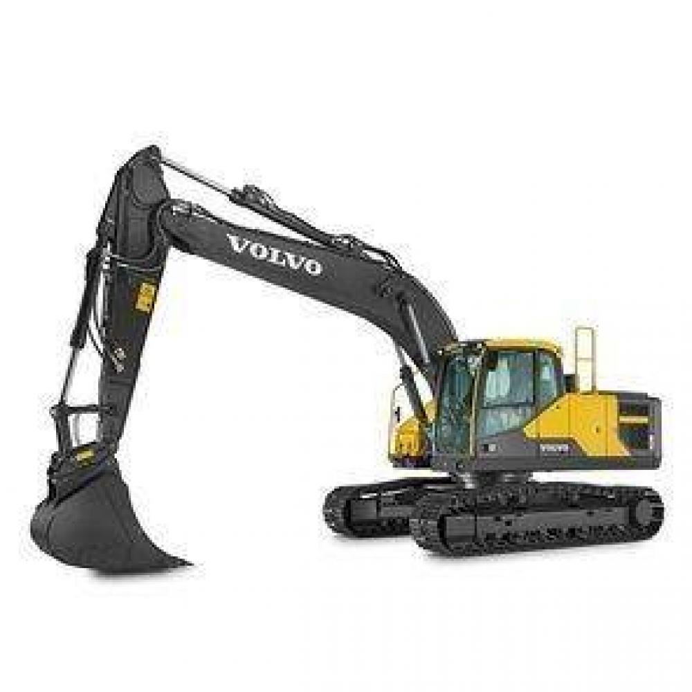 Detail photo of 2017 Volvo EC220EL from Construction Equipment Guide