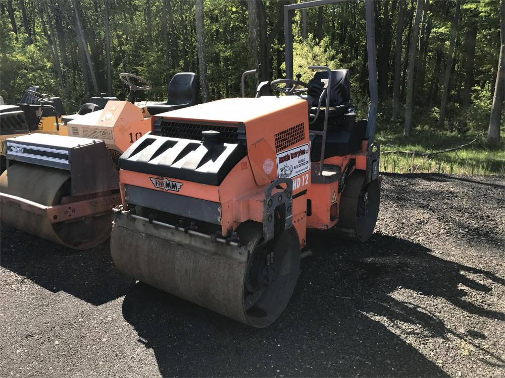 Detail photo of 2007 Hamm HD 12 from Construction Equipment Guide