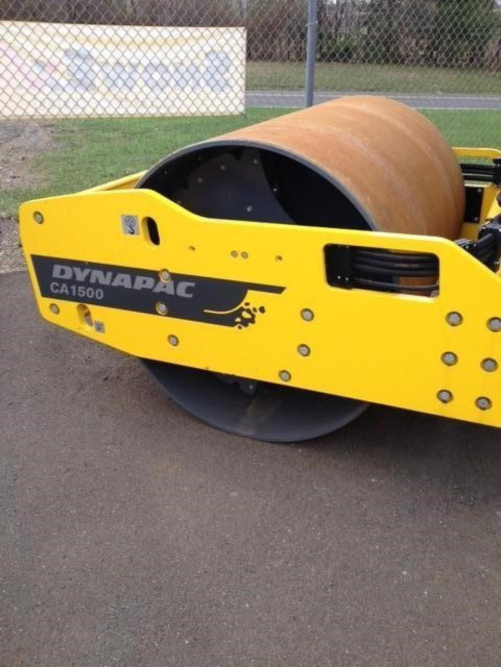 Detail photo of 2014 Dynapac CA1500 from Construction Equipment Guide