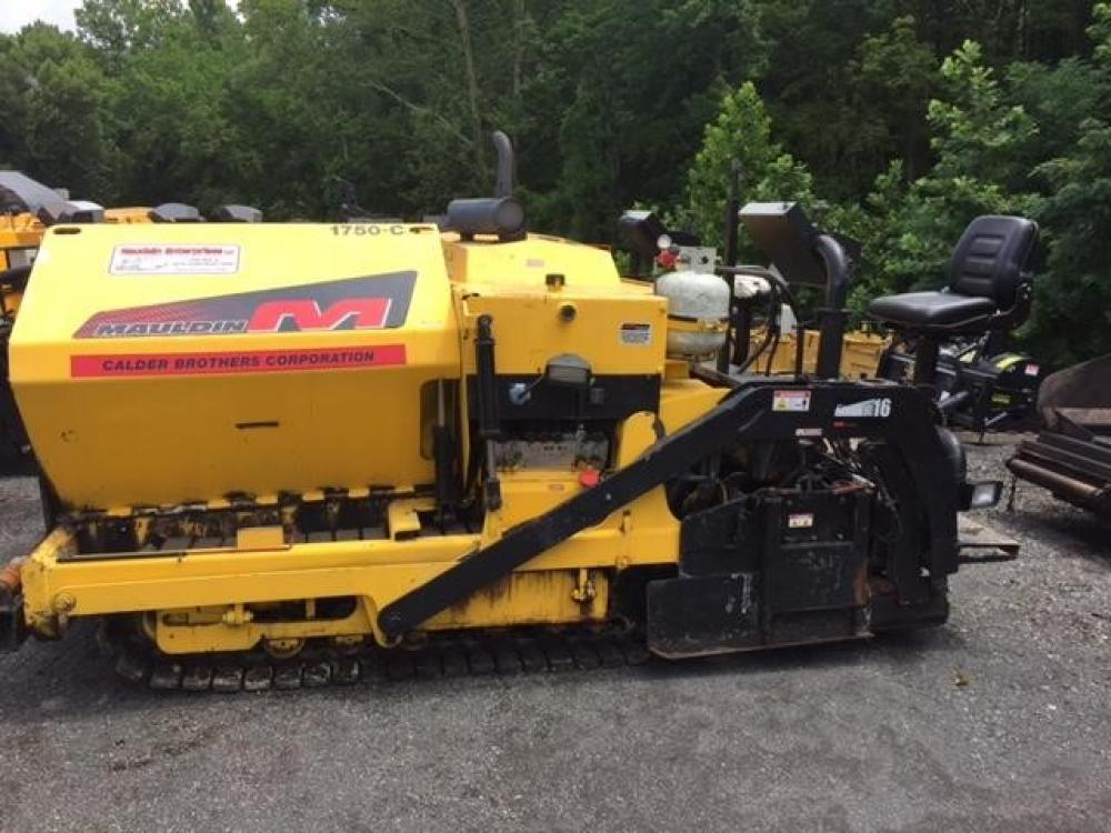 Detail photo of 2006 Mauldin 1750C SUPERPAVER from Construction Equipment Guide