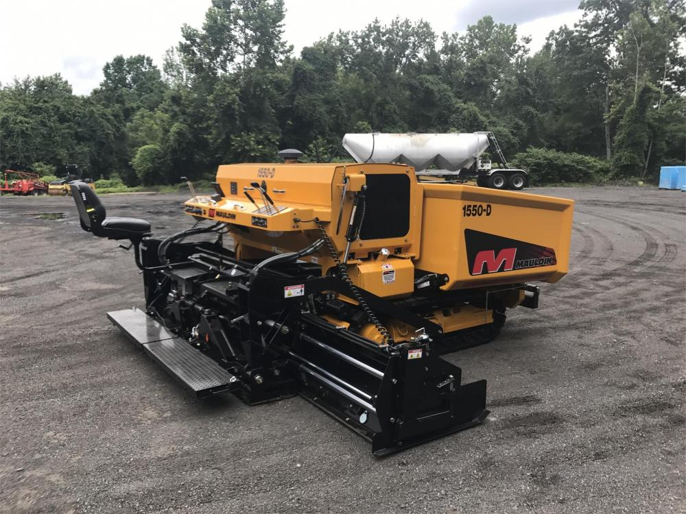 Detail photo of 2018 Mauldin 1550D SUPER PAVER from Construction Equipment Guide