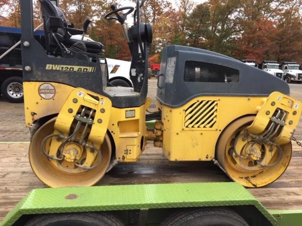 Detail photo of 2014 Bomag BW 120 AD-4 from Construction Equipment Guide